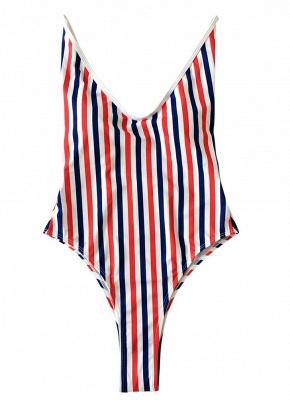 Women One Piece Swimsuits UK Sexy Backless Padded Bathing Suit UK Beach Wear_5