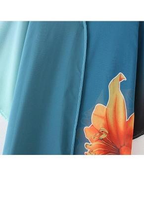 Modern Women Chiffon Kimono Cardigan Beachwear_6