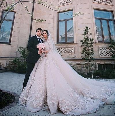 Gorgeous Princess Wedding Dresses_4