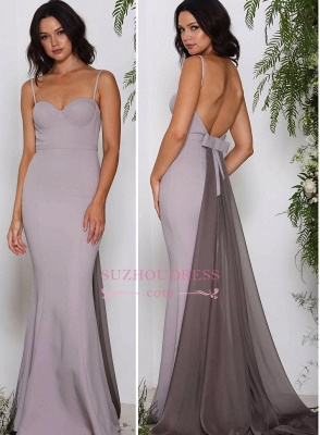 Sleeveless Sweetheart Prom Dresses | Long Chiffon Evening Dresses_1