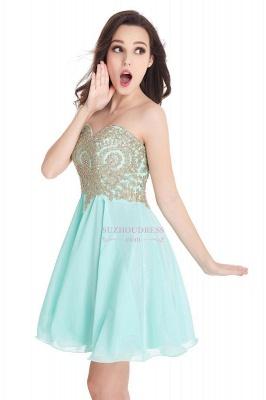 Sweetheart Cheap Mini Short Appliques Homecoming Dresses_13