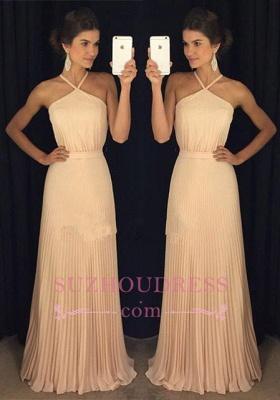 Floor-Length Halter Gorgeous Long Prom Dress GA095 BA6450_2