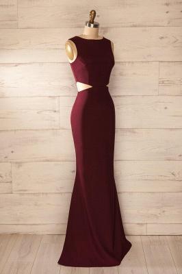 Sexy Sheath Cutaway Sides Evening Dress   Formal Dresses BA4469_1